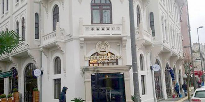 94 yıllık tarihi bina, otel oldu…