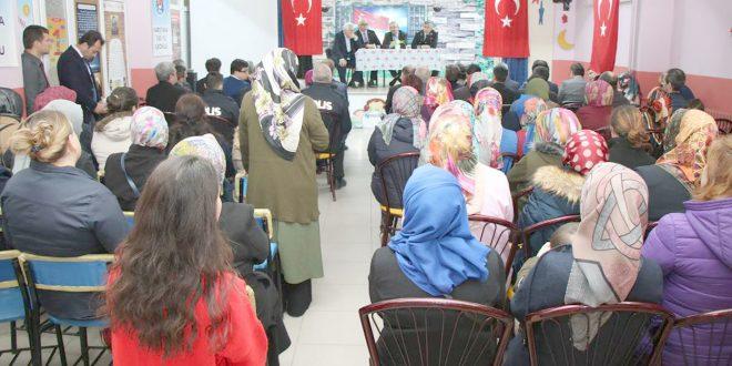 Bekarlar 'dan halk toplantısı