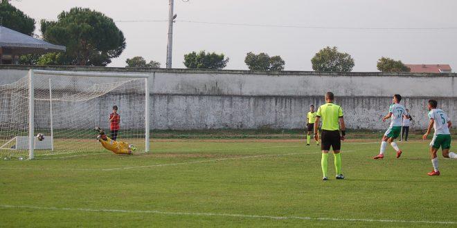 Gönen Belediyespor, Bolvadinspor 1-1 Berabere