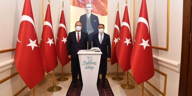 Bursa Valisi, ŞILDAK'ı Ziyaret Etti